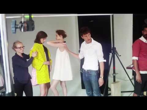 2013 H&M Design Awards - Behind the Scenes of Minju Kim Look Book Shoot