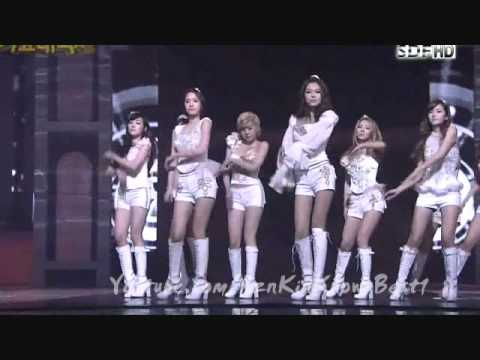 111231 SNSD Opening + Full Performances + Results @ Gayo Daejun