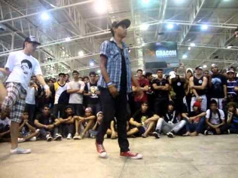 Sana 2012 Campeonato de Dança-Free Step PART 1