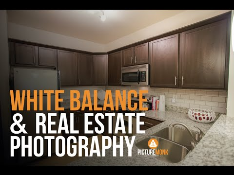 White Balance and Real Estate Photography