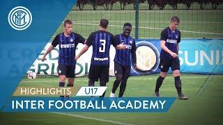 HIGHLIGHTS INTER U17 | A SIX-GOALS WIN! | Inter Football Academy