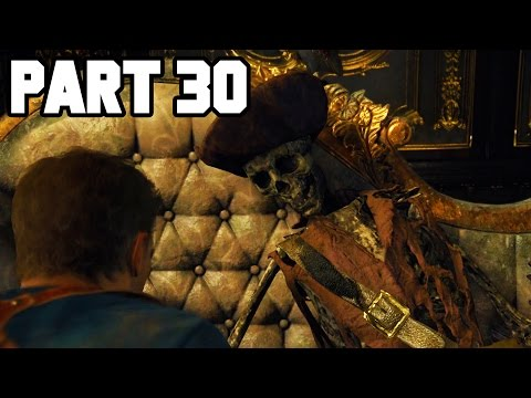 THE SECRET SWITCH!! Uncharted 4 Gameplay Walkthrough Part 30 - Chapter 18 (PS4 1080p HD)