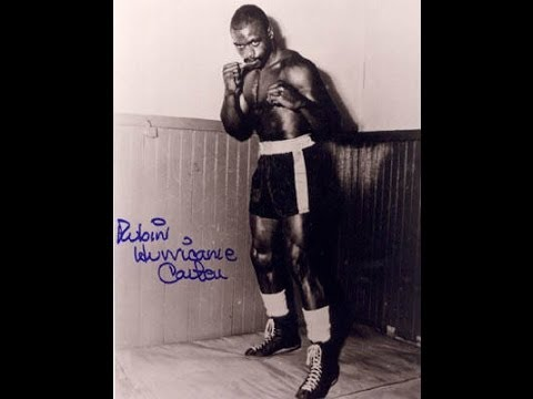 Legendary Middleweight Contender Rubin