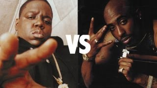 2Pac vs. The Notorious B.I.G.: Music Showdown view on youtube.com tube online.
