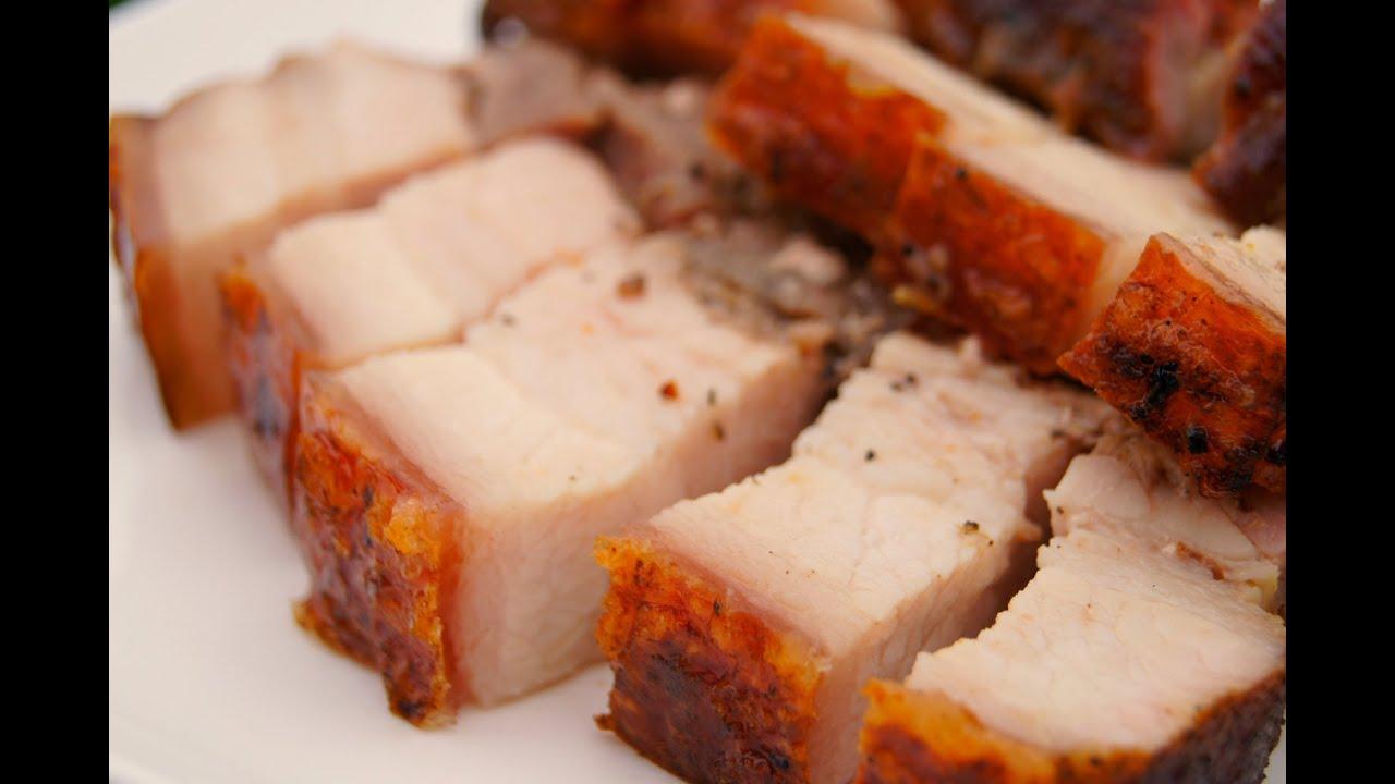 Crispy Pork Belly Recipe (Siu Yuk) Recipes — Dishmaps