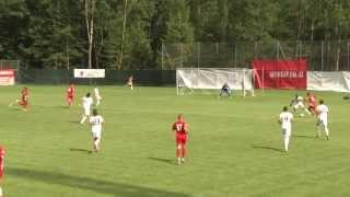 Freiburg 3-1 Akhisarspor | Hazırlık Maçı