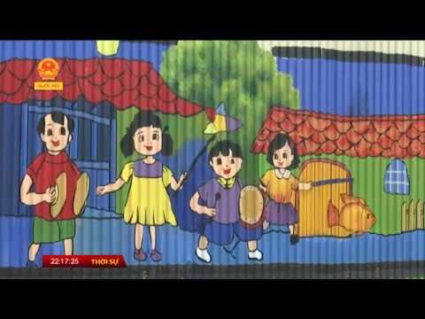 Truyền hình Quốc Hội: Bức tranh thu 3D lập kỷ lục dài nhất Việt Nam