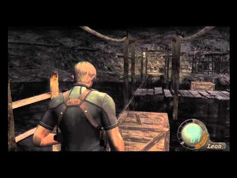 Resident Evil 4 HD Gameplay video game trailer - PS3 X360 -lgEheSsw9e0
