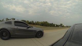2014 5.0 Mustang GT Vs Cammed LS2 GTO