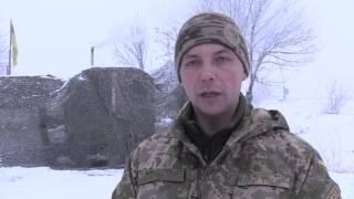 Речник АТО Андрій Задубінний. Дайджест подій на ранок 25.01.2016
