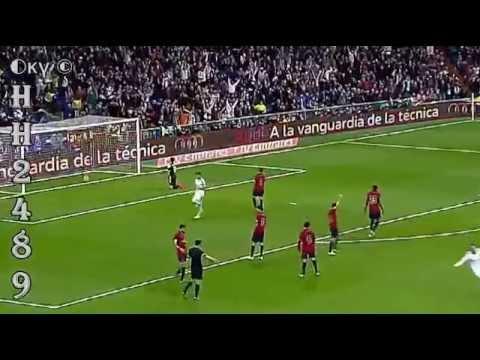 Real Madrid vs Osasuna 4-0 2014 → RESUMEN GOLES ← Real Madrid 4:0 Osasuna ~ Liga BBVA 26-04-2014