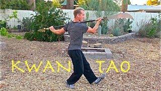 Top 10 Kwan Tao Techniques - Guan Dao Kung Fu