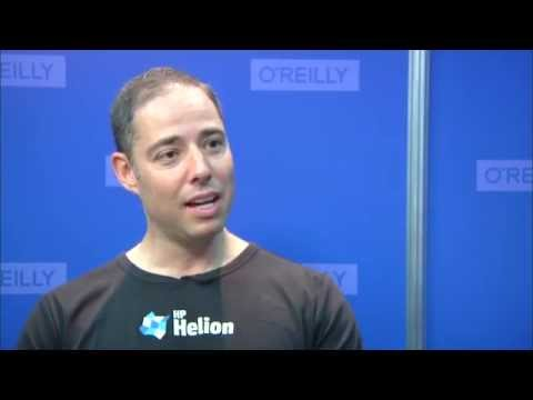 Omri Gazitt (Hewlett-Packard) Interview - OSCON 2014