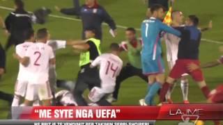 Syt nga Komisioni i Disiplins, pritet vendimi i UEFAs  News, Lajme  Vizion