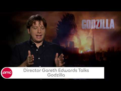 Gareth Edwards Talks GODZILLA With AMC