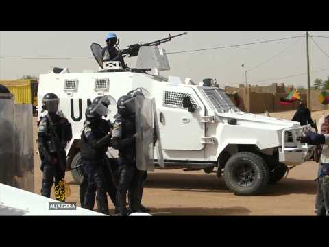 Mali on the brink of civil war