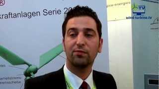 Mersid Huskic PSW Energiesysteme Messe New Energy Husum 2012 - YouTube