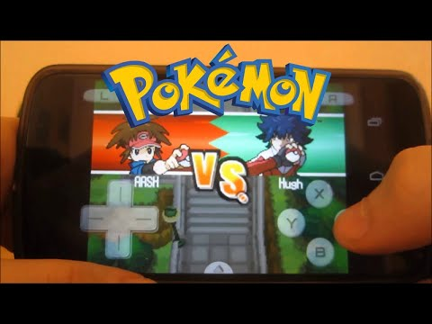 How To Play Pokemon on Android For Free!!!NO ROOT!!!