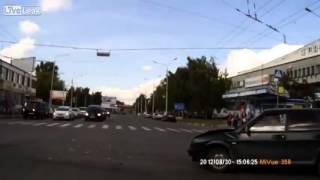 Szellemautó Oroszországban