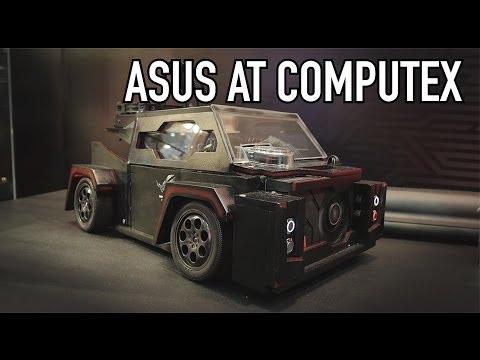 ASUS - Lots of Crazy New Stuff - Computex 2014