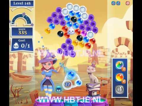 Bubble Witch Saga 2 level 148