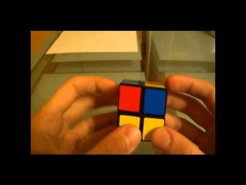 кубик рубика 2х2 1/2