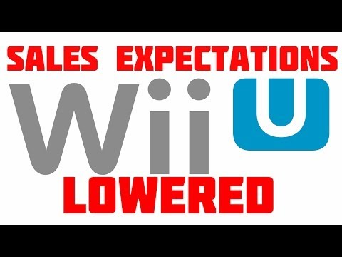 Nintendo Lowers Wii U Sales Forecast From 9 Million to 2.8 Million