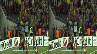 UEFA CHAMPIONS LEAGUE 2010-2011 FC Barcelona Vs
