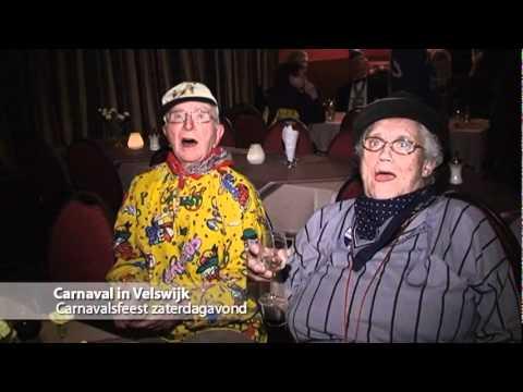 Carnavalsfeest in Velswijk