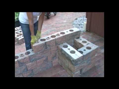 How To Build An Outdoor Couch Youtube