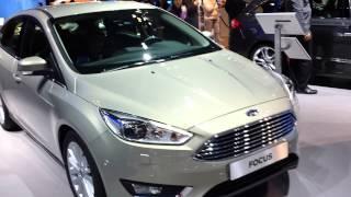 Novo Ford Focus 2015 Detalhes