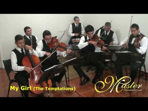 MY GIRL - Quarteto de Cordas