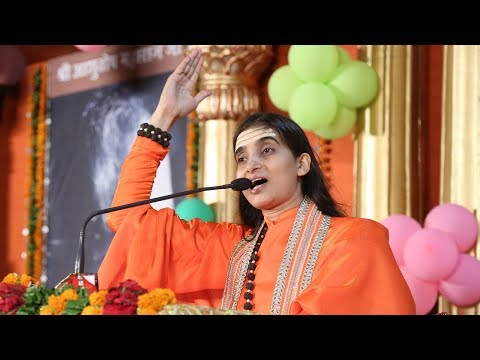 Speech on Women Empowerment (Sadhvi Padmahasta Bharti - disciple of Shri Ashutosh Maharaj Ji) | DJJS