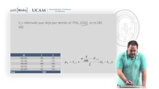 Tecnicas de Investigación en Criminología - Medidas de Posición no Centrales - Antonio Llanes