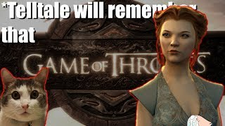 The Disaster that was Telltale's Game of Thrones #GoT #gameofthrones #asoiaf