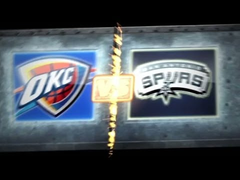NBA Western Conference Finals 2014: Oklahoma City Thunder vs San Antonio Spurs Preview Predicition