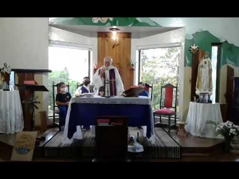 Santa Missa | 18.02.2021 | Quinta-feira | Padre José Sometti | ANSPAZ