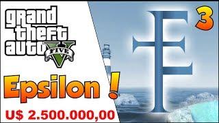 (PS3)GTA 5 COMPLETANDO 100% #3 COMO GANHAR MAIS DE U