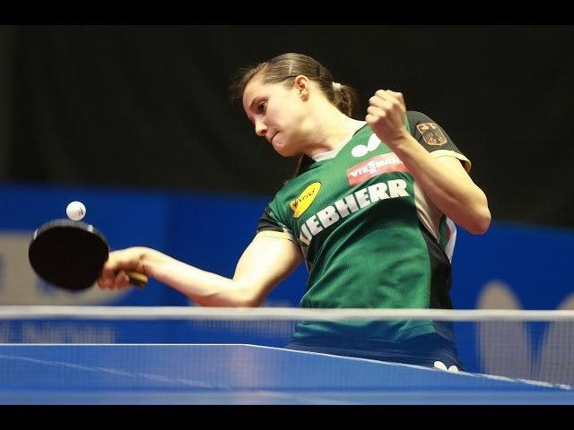 ZEN NOH 2014 WTTTC Highlights: Sabine Winter vs Ganna Gaponova
