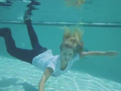 Play trina mason underwater bondage