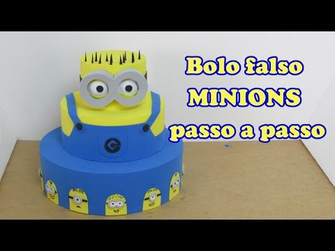 Bolo falso Minions