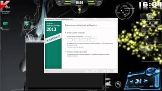 Como Instalar Kaspersky Internet Security 2013 Full