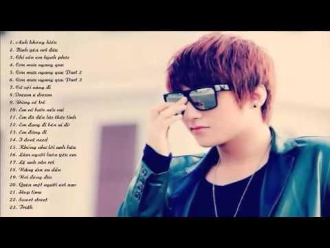 HOT Tuyển tập những bài hát hay nhất của MTP Sơn Tùng 2013   YouTube