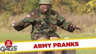 Skrytá kamera: Armáda