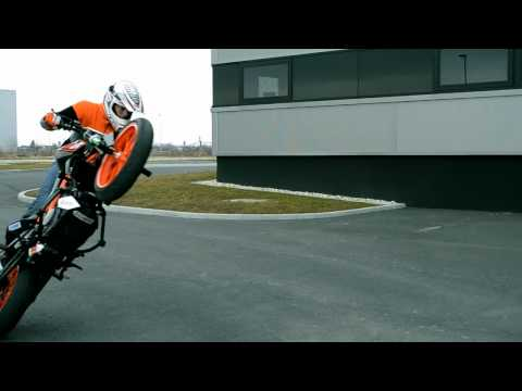 Ktm Duke 125 Stunt 2011