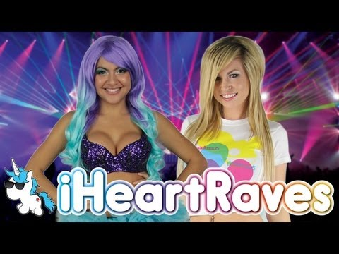 iHeartRaves.com Commercial 2012 - Rave Apparel - Tutus - Fluffies - LED Lights & Toys