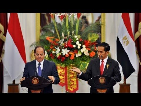 VIDEO TERBARU 5 September 2015 - Ini yang Dibahas Presiden Mesir dan Jokowi di Istana