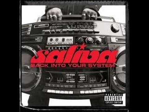 Saliva - Back Into Your System