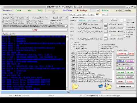 hwk ufs micro box driver free download