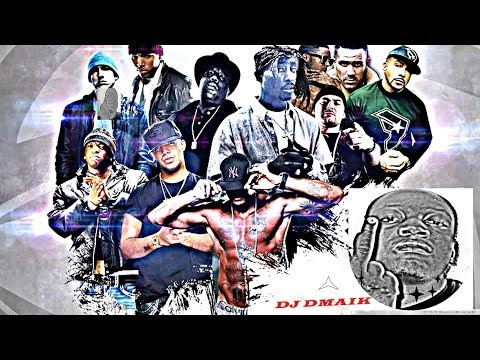 2017 REAL HIP HOP MIX RAW DEAL DJ DMAIK (BIATCH ASS)